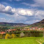 Jena, Kunitz im Frühling