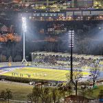 Ernst-Abbe-Sportfeld, FCC, Jena, Flutlichter