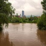 Hochwasser 2013 in Jena
