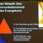 Jesu Kommunikationsmodell