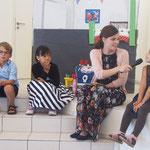 Das Interview mit den Schulanfängern