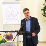 Michael Götz, Leiter der AWW-Landesstelle der Berlin-Mitteldeutschen Vereinigung