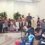 Schulanfänger-Gottesdienst