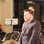Eoin Tonner, Chefdirigent der Brass Band Sachsen