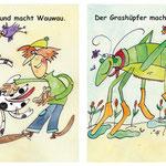 Wie macht die Kuh - deutsch