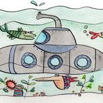 Wasserstoff für U-Boote