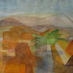 2006 Transparenz, Aquarell auf Papier 30x40cm