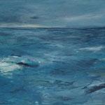 2013  Die Ostsee,  Acryl auf Leinwand  70x90cm