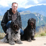 3 Jungs auf dem Monte Baldo