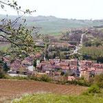 La ville de Gaillac-Toulza