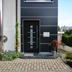 Haustür bei Haslach