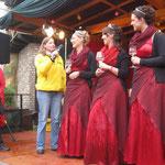 Interview mit den Weinmajestäten