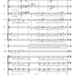Seite 40 des Finales - Partitur