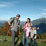 Wandern auf eine unserer Almen    © Tourismusverband Faistenau