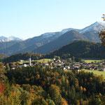 Blick auf Faistenau   © Tourismusverband Faistenau