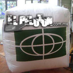 Replica de producto inflable