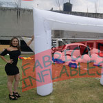 cartelera inflable