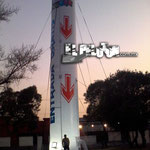 torre gigante inflable