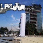 columna inflable