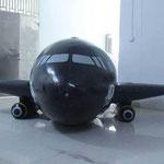 Avion para helio