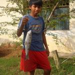 Jeune pêcheur de San Buenaventura
