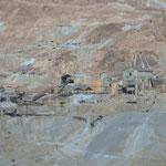 Extérieur des mines