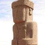 Statue Tiwanaku