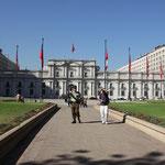 Palacion la Moneda