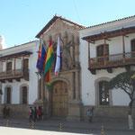 Casa de la libertad - lieu indépendance de la Bolivie