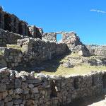 Ruines - Nord de l'île