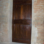 Restauro porta interna