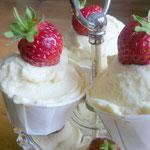 Erdbeer-Mascarponecupcakes