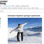 Luzerner Zeitung Thema Jetstream