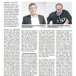 Bericht über den Redner Marc Hauser bei Raiffeisen