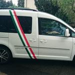 Ristorante Villa Nova Gifhorn Fahrzeugbeschriftung