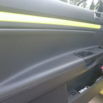 Pirelli GTI Zierleistenfolierung