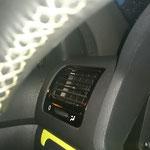 Pirelli GTI Lüftungsabdeckungsfolierung