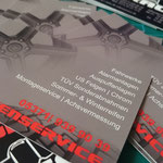Vistenkarten DK Reifenservice DK-Race