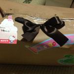 大内理子サンタからラジコンカーのプレゼント!希望のプレゼントが届かなかったあの男の子へ贈られました!サンタさん(人''▽`)ありがとう☆