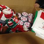 三木聡子サンタから19点プレゼント!希望したプレゼントが届かなかった子どもたち、保護者様に贈らせていただきました!サンタさん(人''▽`)ありがとう☆