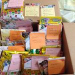 西出萌美サンタからは、会津若松の女の子にわくわく数の大冒険、保護者さまや希望するプレゼントのない子どもたちにも約20点が贈られました!たくさん贈ることができました!サンタさん(人''▽`)ありがとう☆