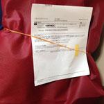 西出萌美サンタから、ミッキー&ミニー ペアぬいぐるみが仮設住宅の女の子に贈られました!サンタさん(人''▽`)ありがとう☆
