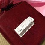 MAKKOUサンタから防寒ブーツをあたたかいメッセージとともにお贈りいただきました!サンタさん(人''▽`)ありがとう☆