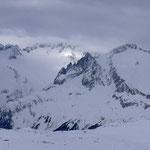 Klettertraum in Weiß: Salbitschijen