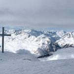 Gipfel Rossbodenstock