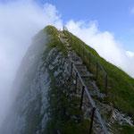 Tomlishorn Gipfeltreppe