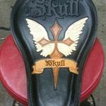 Einzelsitz Skull