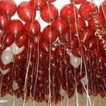 Einfache Ballons zum dekorieren der Decke oder zum steigen lassen: Ab € 1,-