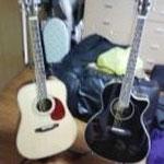 yairi色違いギター H20.1.24