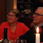 Elisabeth und Peter Herzog, Gemeindepräsident